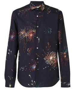 Valentino | Рубашка С Принтом Фейерверков