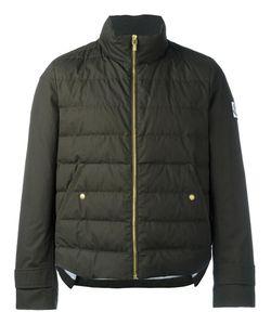 Moncler Gamme Bleu | Quilted Jacket 4 Cotton/Cupro/Polyamide/Goose Down