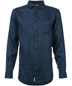Onia | Abe Linen Shirt S