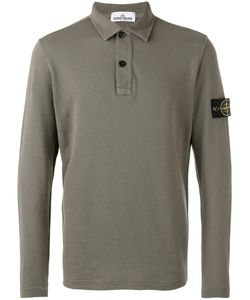 Stone Island | Long Sleeve Polo Shirt