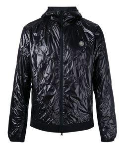 Stone Island   Quilted Hood Jacket Size Medium