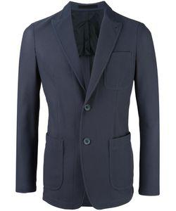 Giorgio Armani | Peaked Lapel Blazer 54 Polyamide/Spandex/Elastane