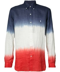 Polo Ralph Lauren | Рубашка Дизайна Колор-Блок