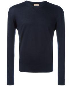 Cruciani   V-Neck Sweater 52