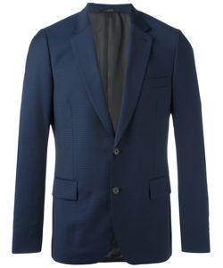 PAUL SMITH LONDON | Two-Button Blazer 36 Wool/Cupro