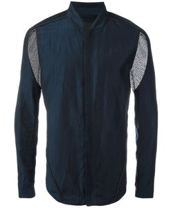 ABASI ROSBOROUGH | Mesh Panel Shirt Size Large