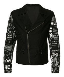 Yohji Yamamoto | Embroidered Jacket Size 2