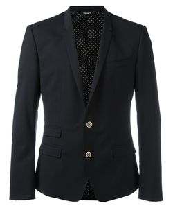 Dolce & Gabbana | Single Breasted Jacket 52 Cotton/Virgin