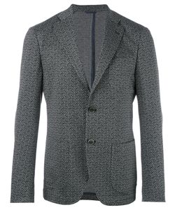 Etro | Two Button Blazer 46 Cotton/Silk/Cupro