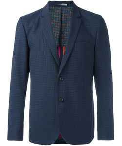 PS PAUL SMITH | Ps By Paul Smith Checked Blazer Size 52