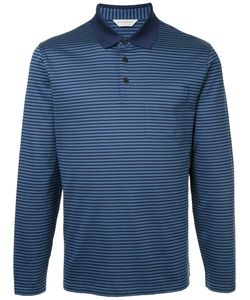 GIEVES & HAWKES | Striped Polo Top Men