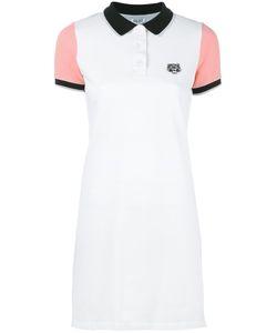 Kenzo | Mini Tiger Polo Dress Large Cotton