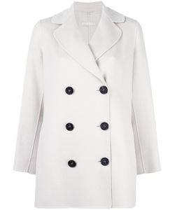 'S Max Mara | Large Buttons Jacket 42 Angora/Silk/Virgin