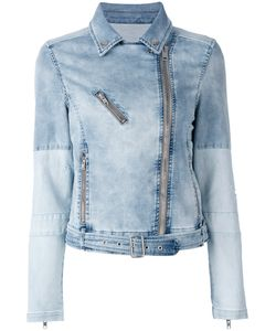 Diesel | Denim Biker Jacket Xs