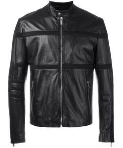 Bikkembergs | Dirk Mesh Stripe Jacket Size 50