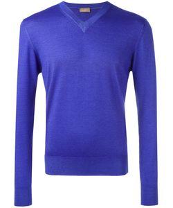 Cruciani   V-Neck Sweater 50