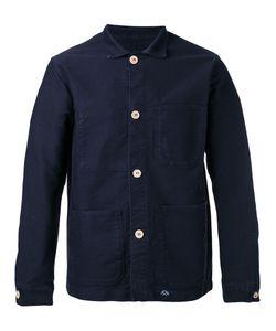 Bleu De Paname | Shirt Jacket Size Medium
