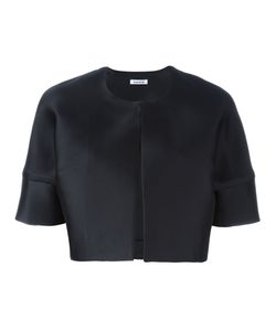 P.A.R.O.S.H. | Pica Cropped Jacket Xs Silk/Polyester