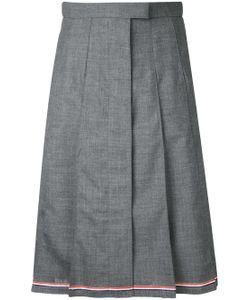 Thom Browne | Pleated Skirt
