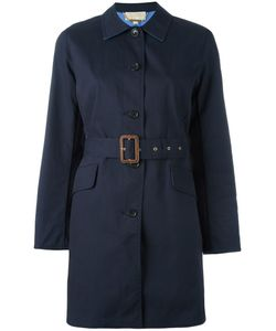 Michael Michael Kors | Belted Trench Coat Large Cotton