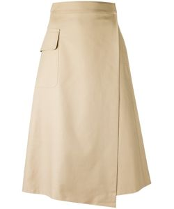 ANDREA MARQUES | Wrap Style Skirt Size 38