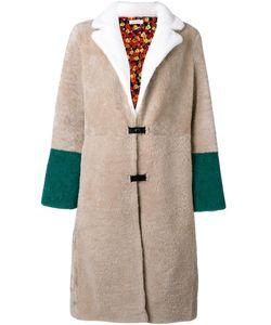Saks Potts | Classic Midi Coat 2 Sheep Skin/Shearling/Polyester