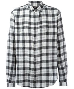 STAMPD | Checked Shirt Size Large