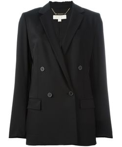Michael Michael Kors | Double Breasted Jacket 6 Wool/Spandex/Elastane/Polyester