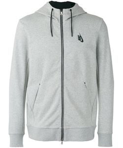 Nike | Lab Essentials Fleece Fz Hoodie Large Cotton/Spandex/Elastane/Polyester/Viscose