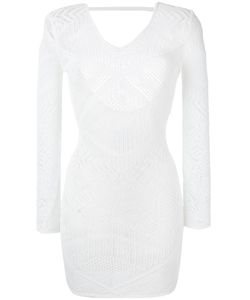 La Perla | Embroidered Dress Size Small