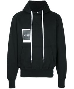 LIAM HODGES   Printed Hooded Sweatshirt Men