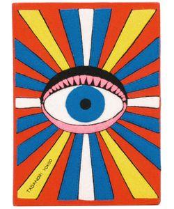 Olympia Le-Tan | Eye Book Clutch