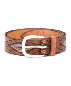 Orciani | Mexican Printed Belt 110