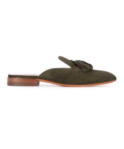 Santoni | Tassel Mules Size 37.5