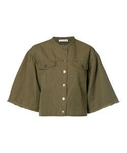 Ulla Johnson | Wide Sleeve Jacket 4 Cotton/Linen/Flax
