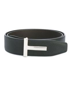 Tom Ford | T Shaped Buckle Belt