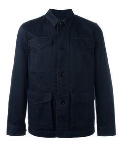 Officine Generale   Twill Field Jacket
