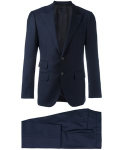 Caruso | Formal Suit 52 Cupro/Wool/Bemberg
