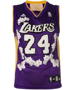 Night Market | Lakers Embroidered Nba Tank