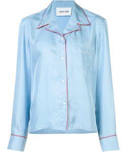 Michel Klein | Contrasting Shirt 40 Silk