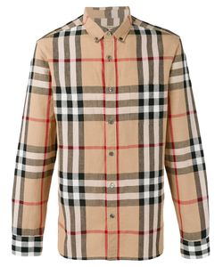 Burberry | Checked Shirt Size Xxl