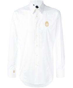 Billionaire | Рубашка С Вышитым Логотипом