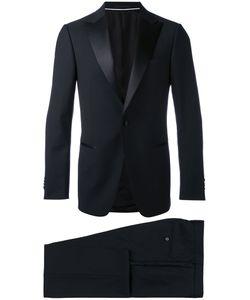 Z Zegna | Satin-Trimmed Suit 56