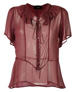 Andrea Bogosian | Silk Shirt