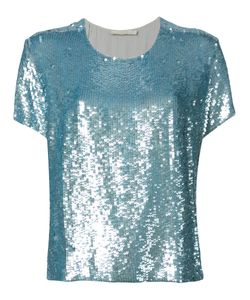 Amen | Sequined T-Shirt 42 Viscose/Polyester