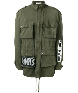 Faith Connexion | Military Jacket Medium Cotton
