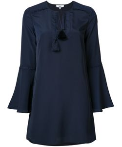 LIKELY | Lace Up Neck Dress Size Large