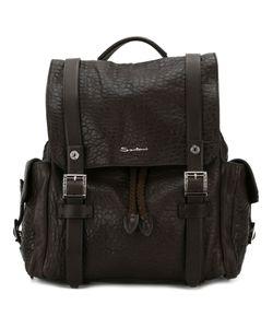 Santoni | Buckle Fastening Backpack One