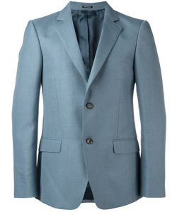 Alexander McQueen | Two Button Blazer 50 Silk/Mohair/Viscose