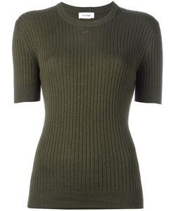 Courreges | Courrèges Ribbed Knit T-Shirt Size 1